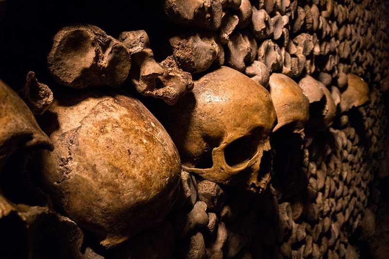 Paris Catacombs, France