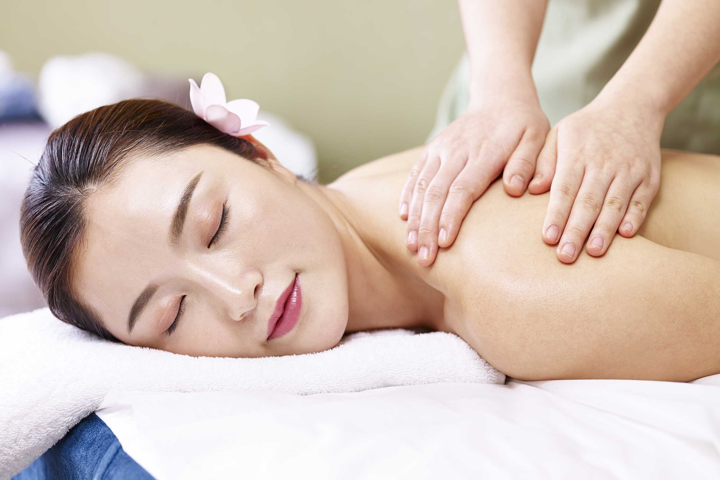 What is a Japanese Shiatsu Massage