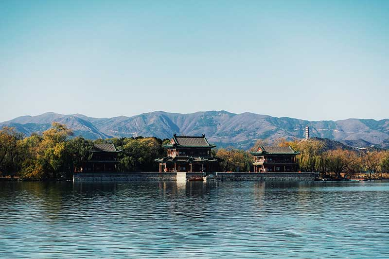 The Summer Palace, Haidian, Beijing, China